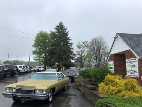 1973 Cadillac Fleetwood for sale at Direct Sales & Leasing in Youngstown OH