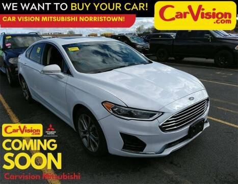 2019 Ford Fusion for sale at Car Vision Mitsubishi Norristown in Norristown PA