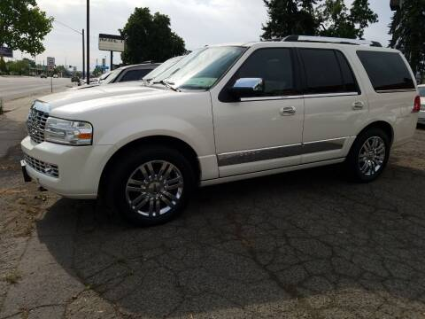 2007 Lincoln Navigator for sale at 2 Way Auto Sales in Spokane Valley WA