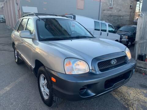 2004 Hyundai Santa Fe for sale at MFT Auction in Lodi NJ