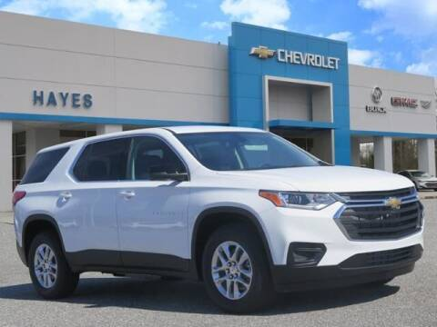 2021 Chevrolet Traverse for sale at HAYES CHEVROLET Buick GMC Cadillac Inc in Alto GA