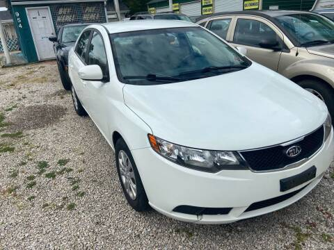 2010 Kia Forte for sale at GREENLIGHT AUTO SALES in Akron OH