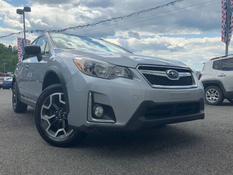 2016 Subaru Crosstrek for sale at Bailey's Pre-Owned Autos in Anmoore WV