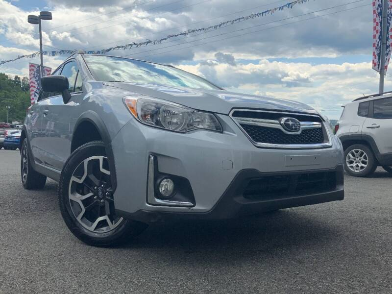2016 Subaru Crosstrek for sale at Bailey's Pre-Owned Autos in Anmoore WV