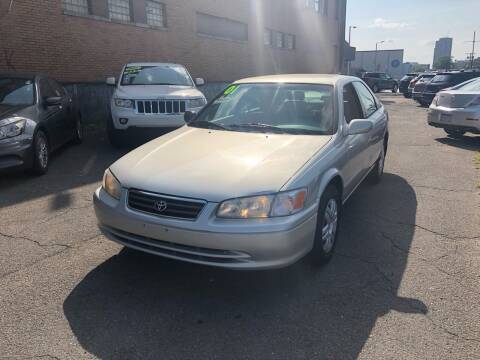 2001 Toyota Camry for sale at Rockland Center Enterprises in Roxbury MA