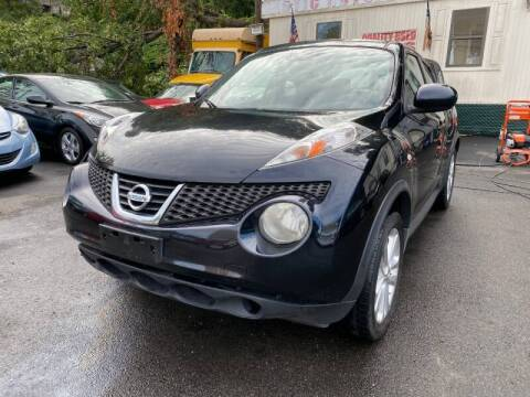 2012 Nissan JUKE for sale at Exotic Automotive Group in Jersey City NJ