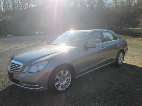 2013 Mercedes-Benz E-Class for sale at Peekskill Auto Sales Inc in Peekskill NY
