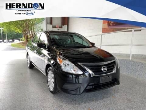 2017 Nissan Versa for sale at Herndon Chevrolet in Lexington SC