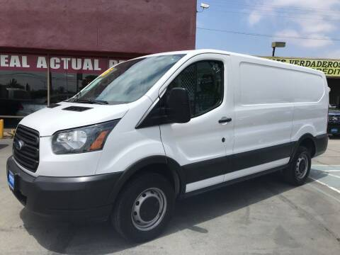 2016 Ford Transit Cargo for sale at Sanmiguel Motors in South Gate CA