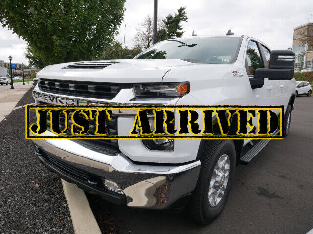 2022 Chevrolet Silverado 3500HD for sale at BRYNER CHEVROLET in Jenkintown PA