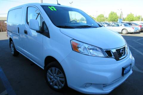 2017 Nissan NV200 for sale at Choice Auto & Truck in Sacramento CA