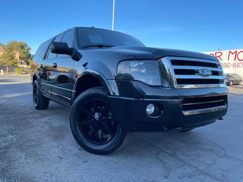 2012 Ford Expedition EL for sale at Boktor Motors in Las Vegas NV