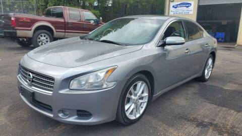 2009 Nissan Maxima for sale at GA Auto IMPORTS  LLC in Buford GA