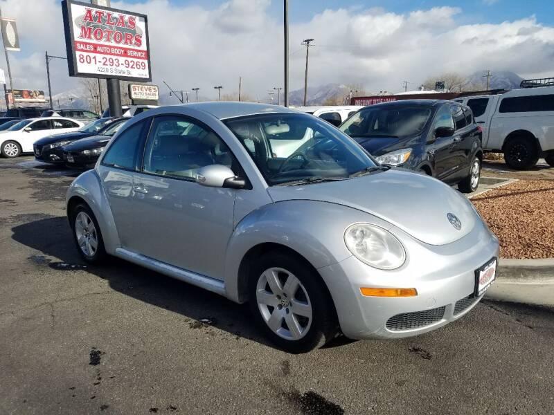 2007 Volkswagen New Beetle for sale at ATLAS MOTORS INC in Salt Lake City UT