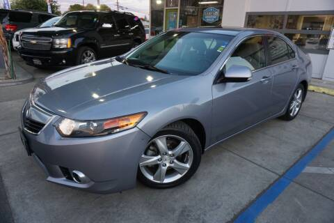2012 Acura TSX for sale at Industry Motors in Sacramento CA