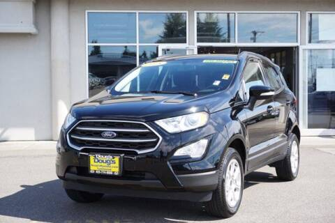 2018 Ford EcoSport for sale at Jeremy Sells Hyundai in Edmunds WA