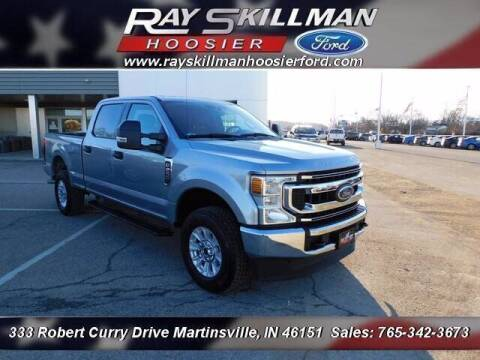2020 Ford F-250 Super Duty for sale at Ray Skillman Hoosier Ford in Martinsville IN