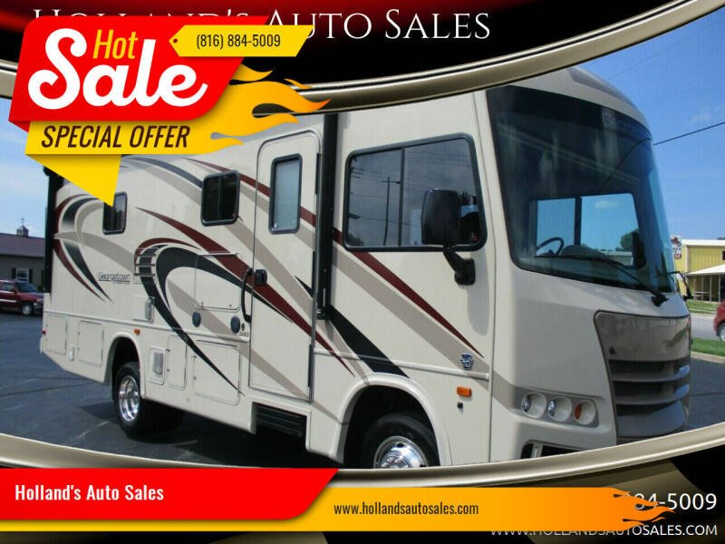 2017 Forest River GEORGETOWN 3   M-24W for sale at Holland's Auto Sales in Harrisonville MO