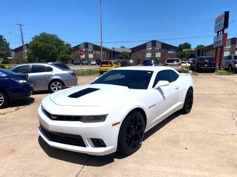 2014 Chevrolet Camaro for sale at Car Gallery in Oklahoma City OK