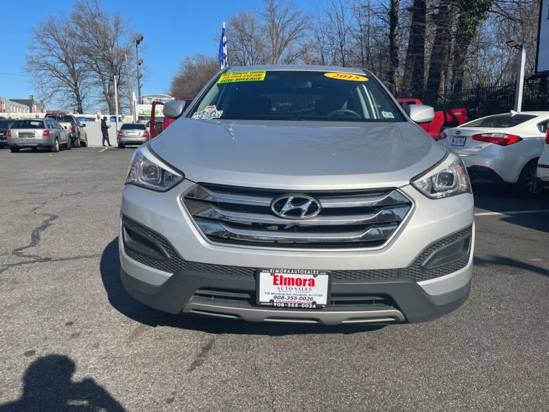 2015 Hyundai Santa Fe Sport for sale at Elmora Auto Sales in Elizabeth NJ