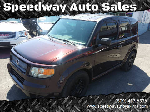 2008 Honda Element for sale at Speedway Auto Sales in Yakima WA