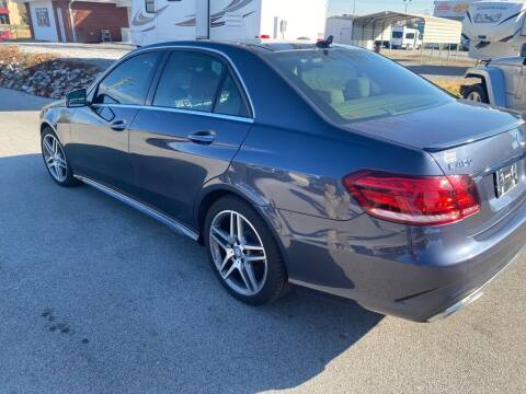 2016 Mercedes-Benz E-Class for sale at Z Motors in Chattanooga TN