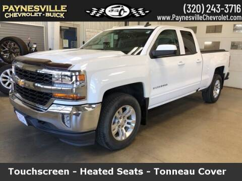 2016 Chevrolet Silverado 1500 for sale at Paynesville Chevrolet Buick in Paynesville MN