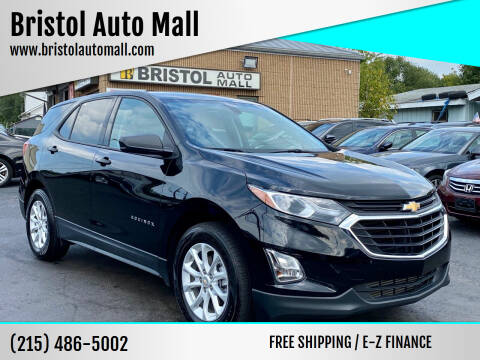 2019 Chevrolet Equinox for sale at Bristol Auto Mall in Levittown PA
