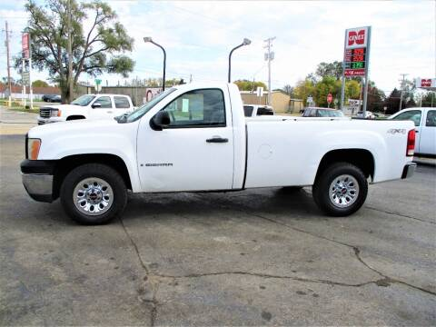 2008 GMC Sierra 1500 for sale at Steffes Motors in Council Bluffs IA