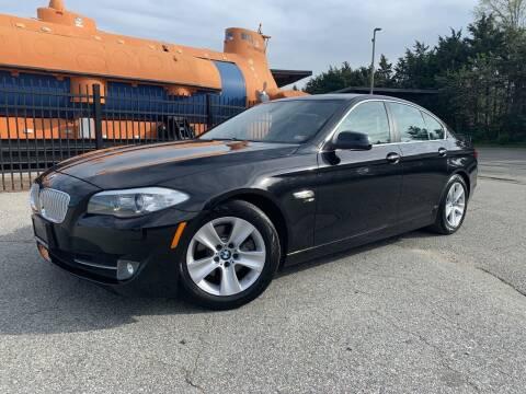 2012 BMW 5 Series for sale at Kevin's Kars LLC in Richmond VA
