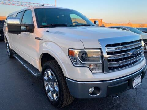 2013 Ford F-150 for sale at VIP Auto Sales & Service in Franklin OH