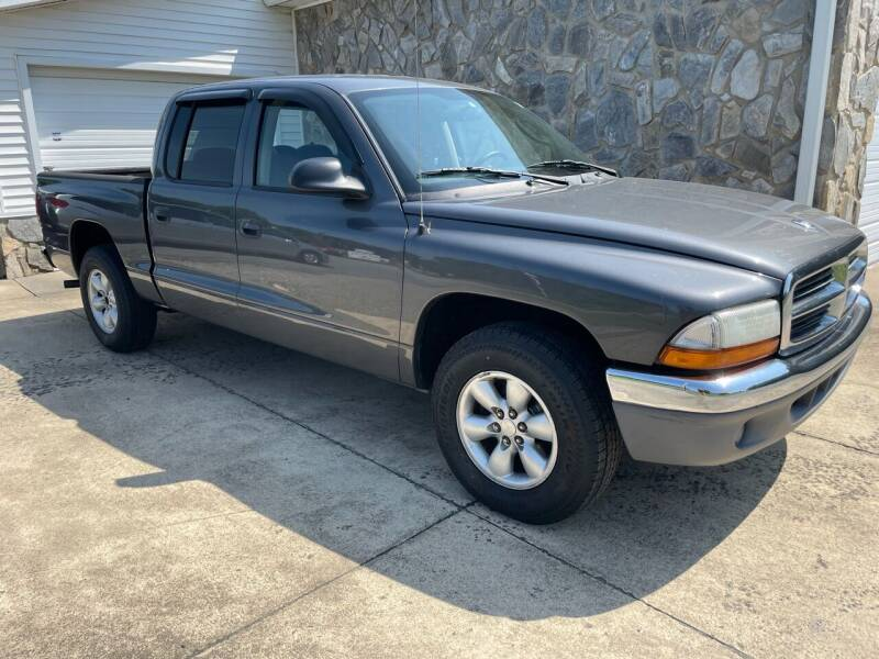 2004 Dodge Dakota for sale at Jack Hedrick Auto Sales Inc in Madison NC