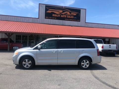 2008 Dodge Grand Caravan for sale at Ridley Auto Sales, Inc. in White Pine TN