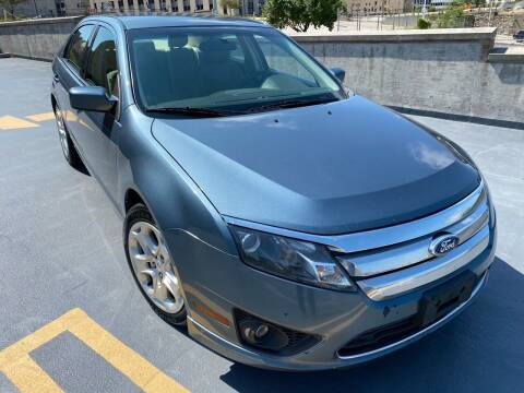 2011 Ford Fusion for sale at Supreme Auto Gallery LLC in Kansas City MO