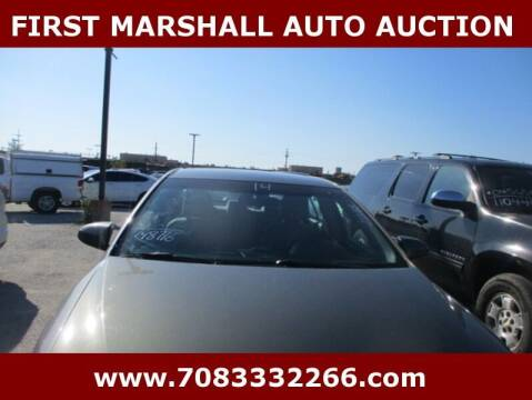 2014 Toyota Camry for sale at First Marshall Auto Auction in Harvey IL