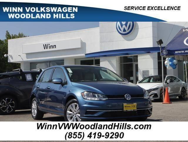 2021 Volkswagen Golf for sale in Woodland Hills, CA