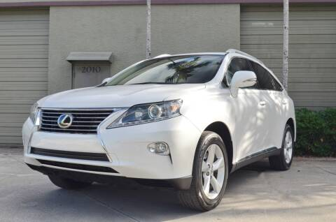 2015 Lexus RX 350 for sale at ALWAYSSOLD123 INC in North Miami Beach FL