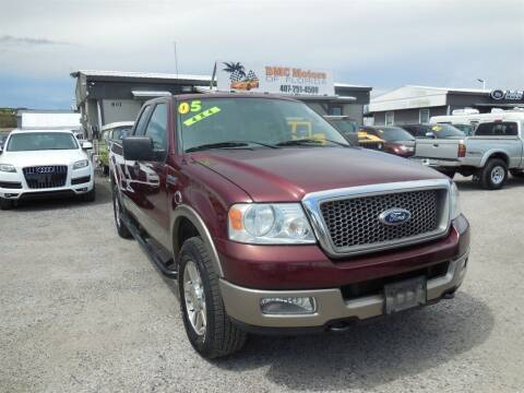 2005 Ford F-150 for sale at DMC Motors of Florida in Orlando FL