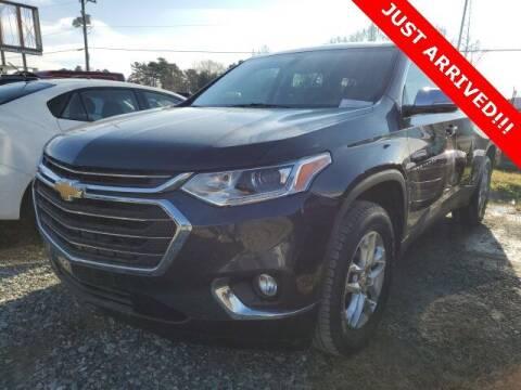 2019 Chevrolet Traverse for sale at Impex Auto Sales in Greensboro NC