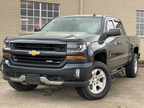 2018 Chevrolet Silverado 1500 for sale at Quality Auto of Collins in Collins MS