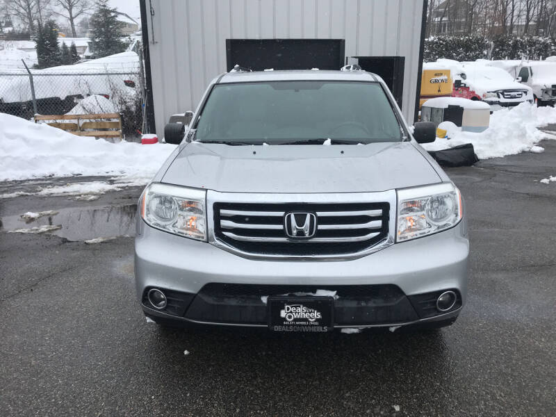 2015 Honda Pilot for sale at Deals on Wheels in Nanuet NY