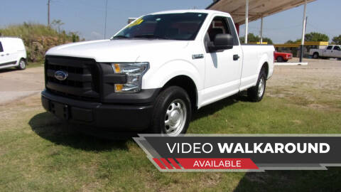 2016 Ford F-150 for sale at 6 D's Auto Sales MANNFORD in Mannford OK