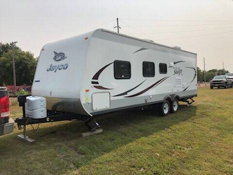 2014 Jayco jayflight swift 264bh for sale at WINDOM AUTO OUTLET LLC in Windom MN