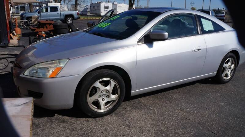 2003 Honda Accord for sale at G & R Auto Sales in Charlestown IN