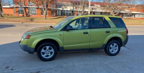 2004 Saturn Vue for sale at Mulder Auto Tire and Lube in Orange City IA