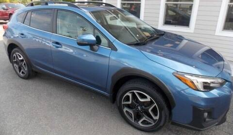 2019 Subaru Crosstrek for sale at Bachettis Auto Sales in Sheffield MA