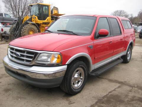 2003 Ford F-150 for sale at CARZ R US 1 in Armington IL