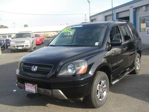 2005 Honda Pilot for sale at Primo Auto Sales in Merced CA