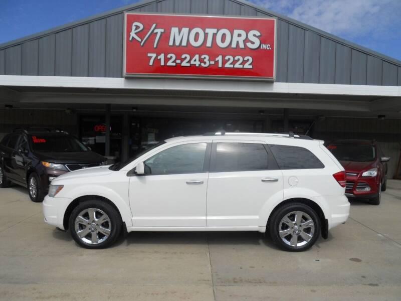 2010 Dodge Journey for sale at RT Motors Inc in Atlantic IA