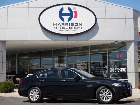2016 BMW 5 Series for sale at Harrison Imports in Sandy UT